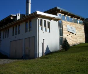District Heating - Bad Klein Kircheim 2 x 2.5 MW and 1 x 1.5 MW Multi Boiler Plant